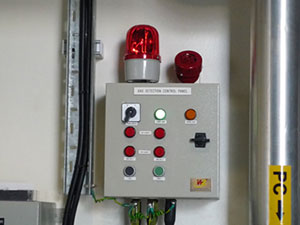 Commissioning-of-Standalone-Gas-Alarm-Panel