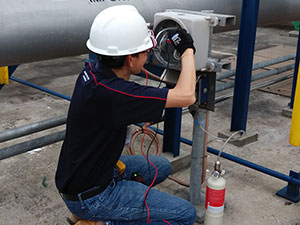 Commissioning-of-VOC-Meter-at-Jetty