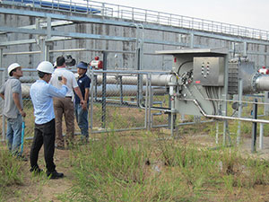Testing-and-Commissioning-of-Flare-System-at-Thailand