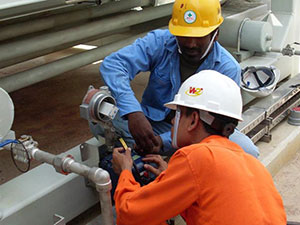 Maintenance-of-Gas-Detector
