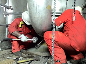 Maintenance-Check-of-the-Gas-Purifiers-at-Water-Reclaimation-Plant