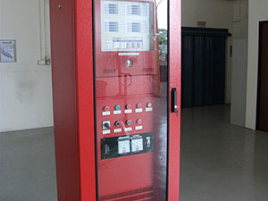 Gas-Detection-Panel-use-for-Refinery