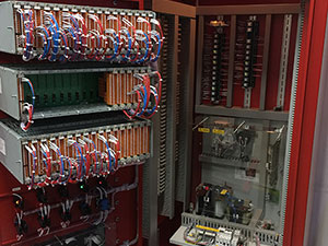Internal-Wirings-for-the-Gas-Detection-Panel