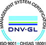 ISO 9001 OHSAS 18001 COL